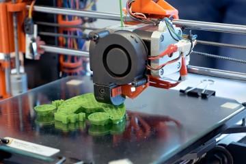 מה אפשר להדפיס במדפסת תלת מימד?
