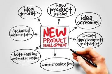 שלבי פיתוח מוצר חדש
